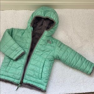 The Northface Reversible Down Jacket - 2T